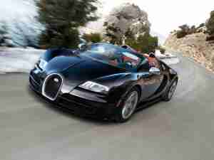 Bugatti Grand Sport Vitesse 2012