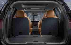 Багажник Chevrolet Traverse 2013
