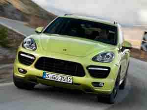 Новый Porsche Cayenne GTS 2013
