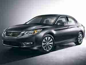 Новая Honda Accord 2013 года