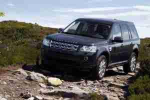Land Rover Freelander II 2013