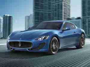 Maserati GranTurismo Sport 2013