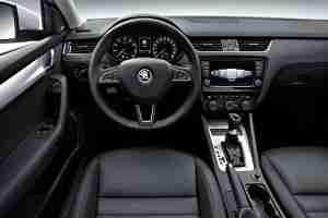 Новая Skoda Octavia RS