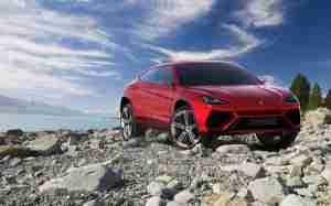 Самый быстрый внедорожник от Lamborghini